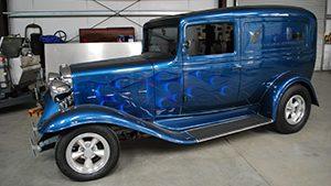 1933 Chevrolet Sedan Delivery