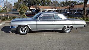 62 Chevy 409